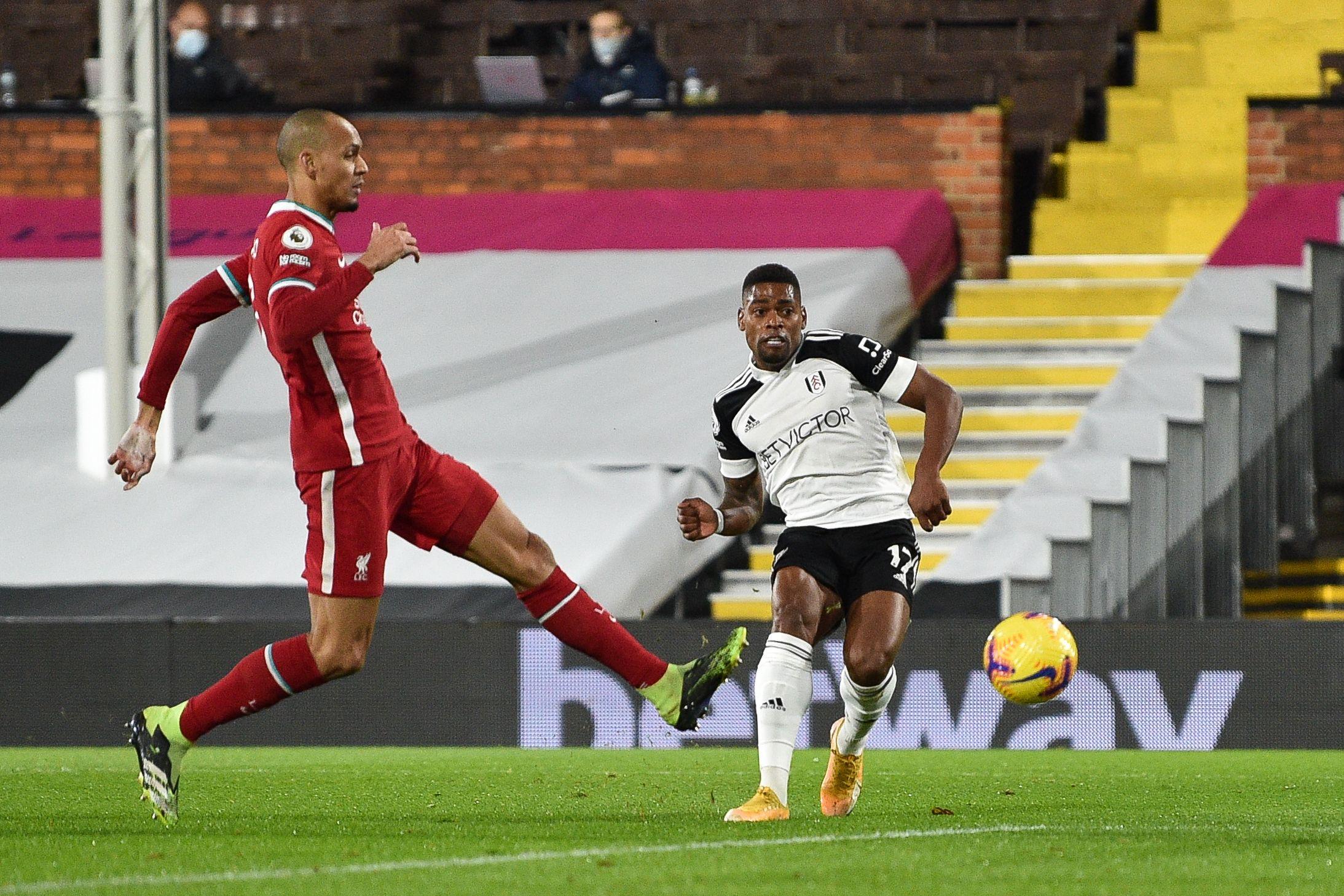 فولهام ضد ليفربول (1)