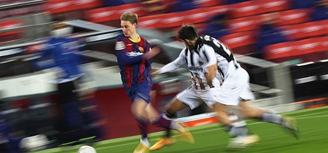 برشلونة ضد ليفانتي (3)