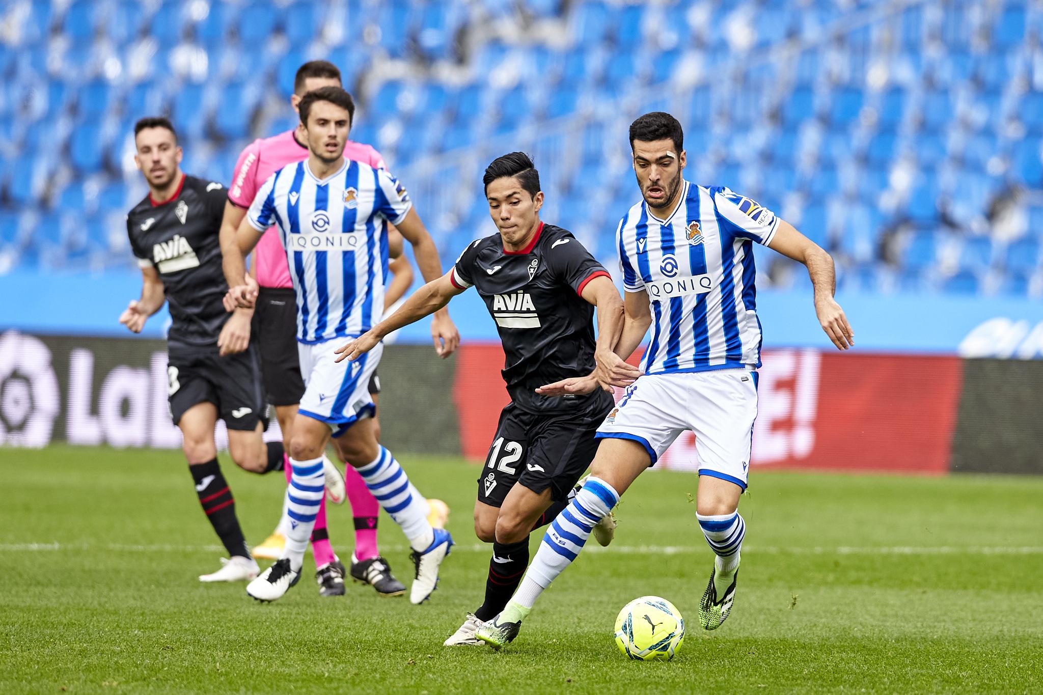 ريال سوسيداد ضد إيبار (5)