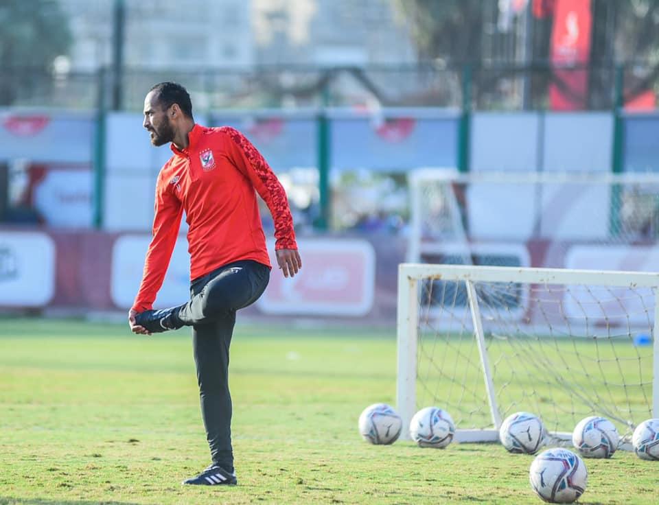 10 مشاهد من مران الأهلى استعدادا لموقعة المقاصة بانطلاقة الموسم الجديد