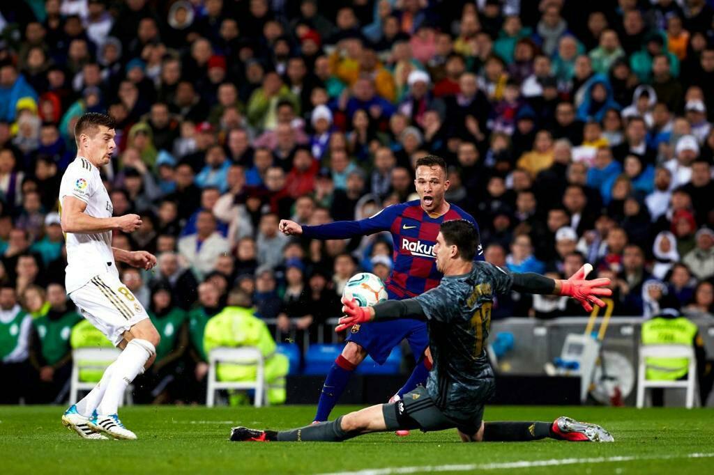 الريال ضد برشلونة (9)