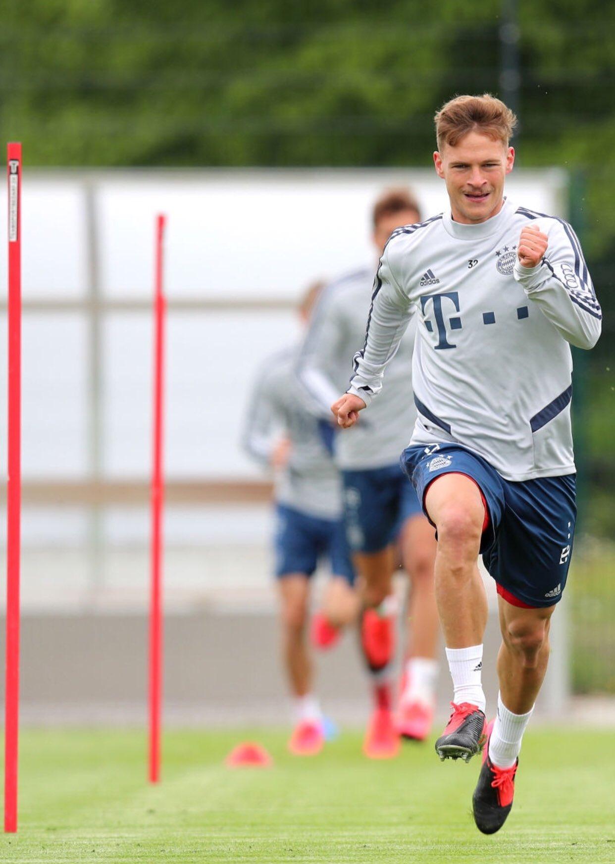 كواليس استعدادات بايرن ميونخ لإنطلاقة الدوري الألماني (2)