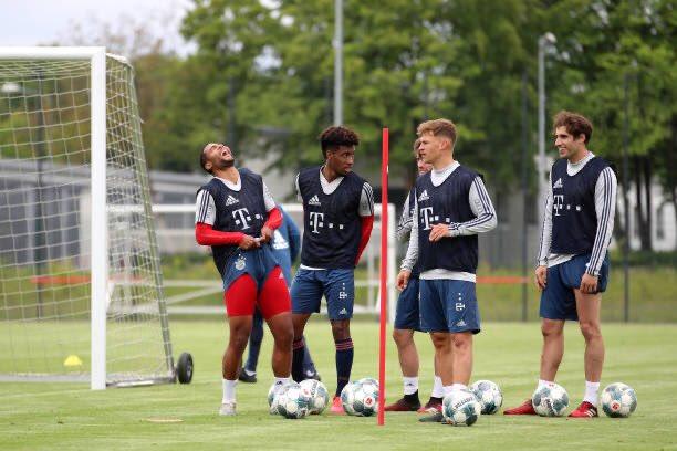 كواليس استعدادات بايرن ميونخ لإنطلاقة الدوري الألماني (8)