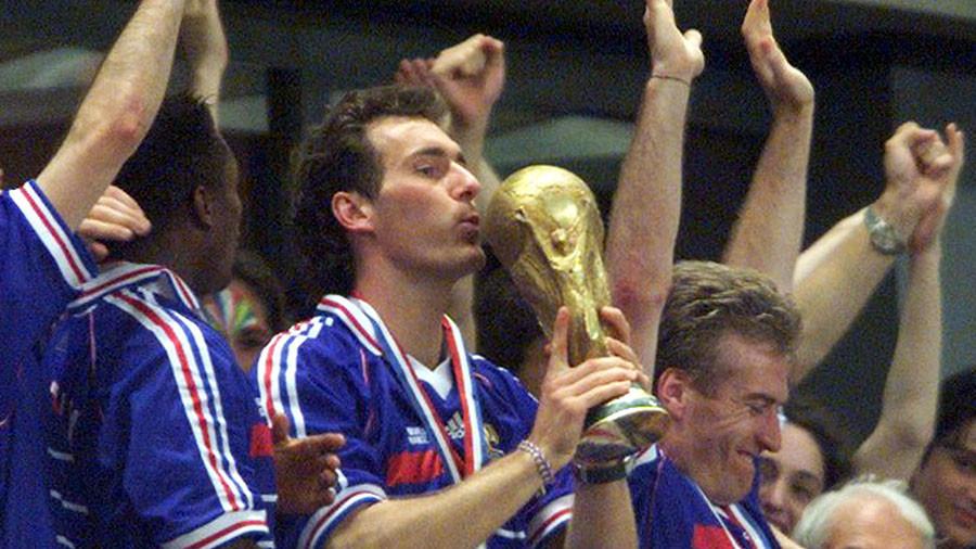 فرنسا ضد البرازيل (1)