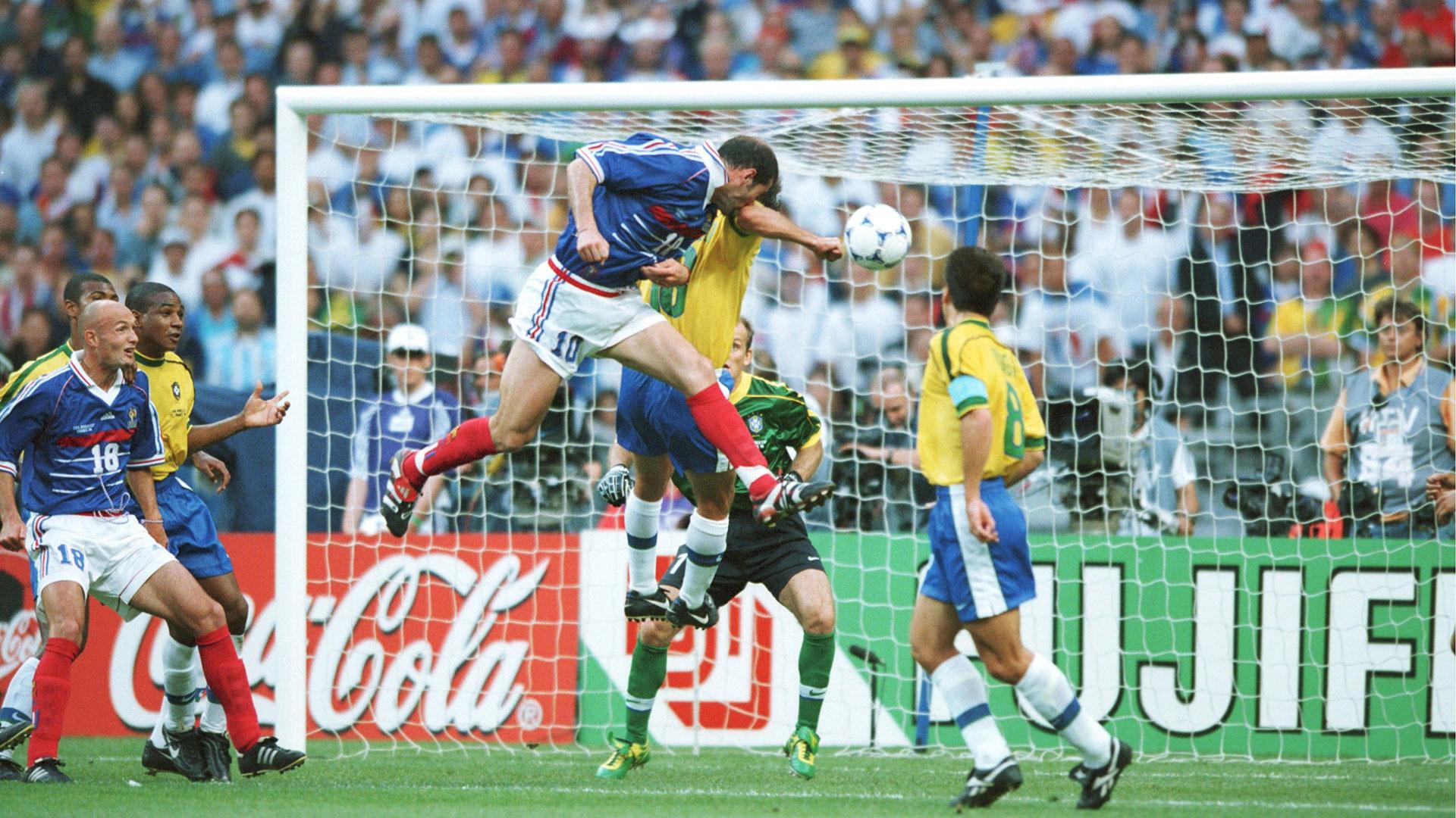 فرنسا ضد البرازيل (4)