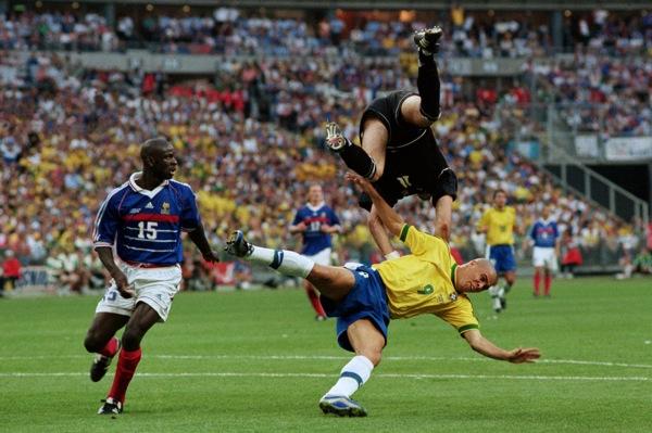 فرنسا ضد البرازيل (5)