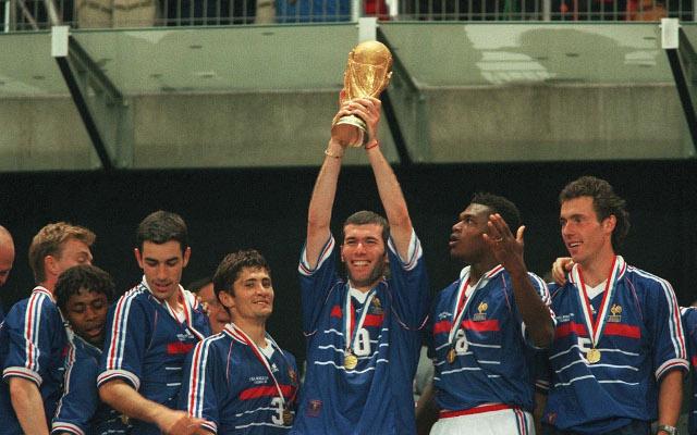 فرنسا ضد البرازيل (3)