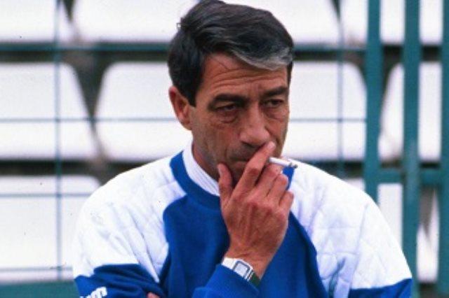 بينيتو لاعب إسبانيول السابق 84 عاما