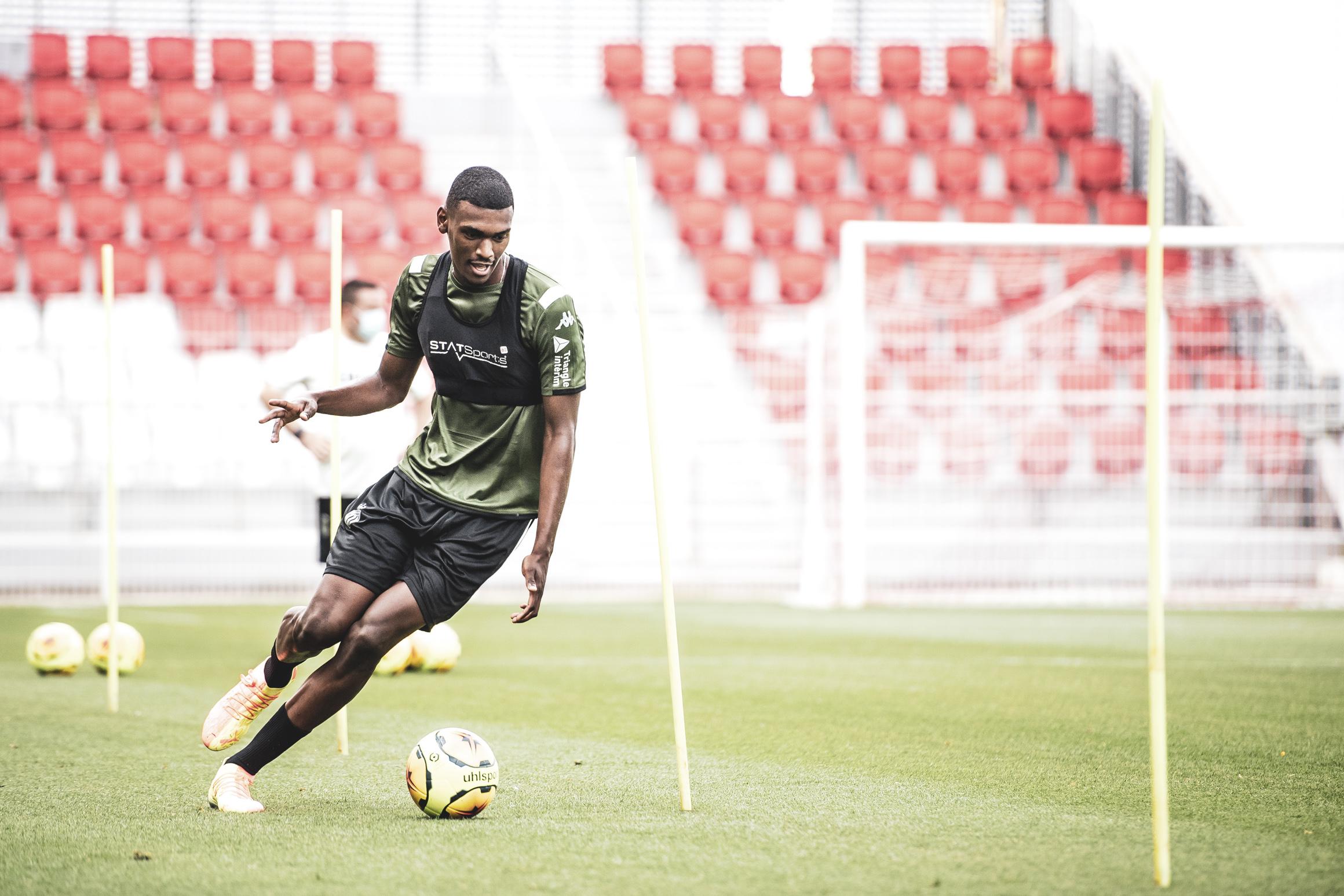 موناكو يعود للتدريبات أكثر قوة وحماس استعداد للدوري الفرنسي (3)