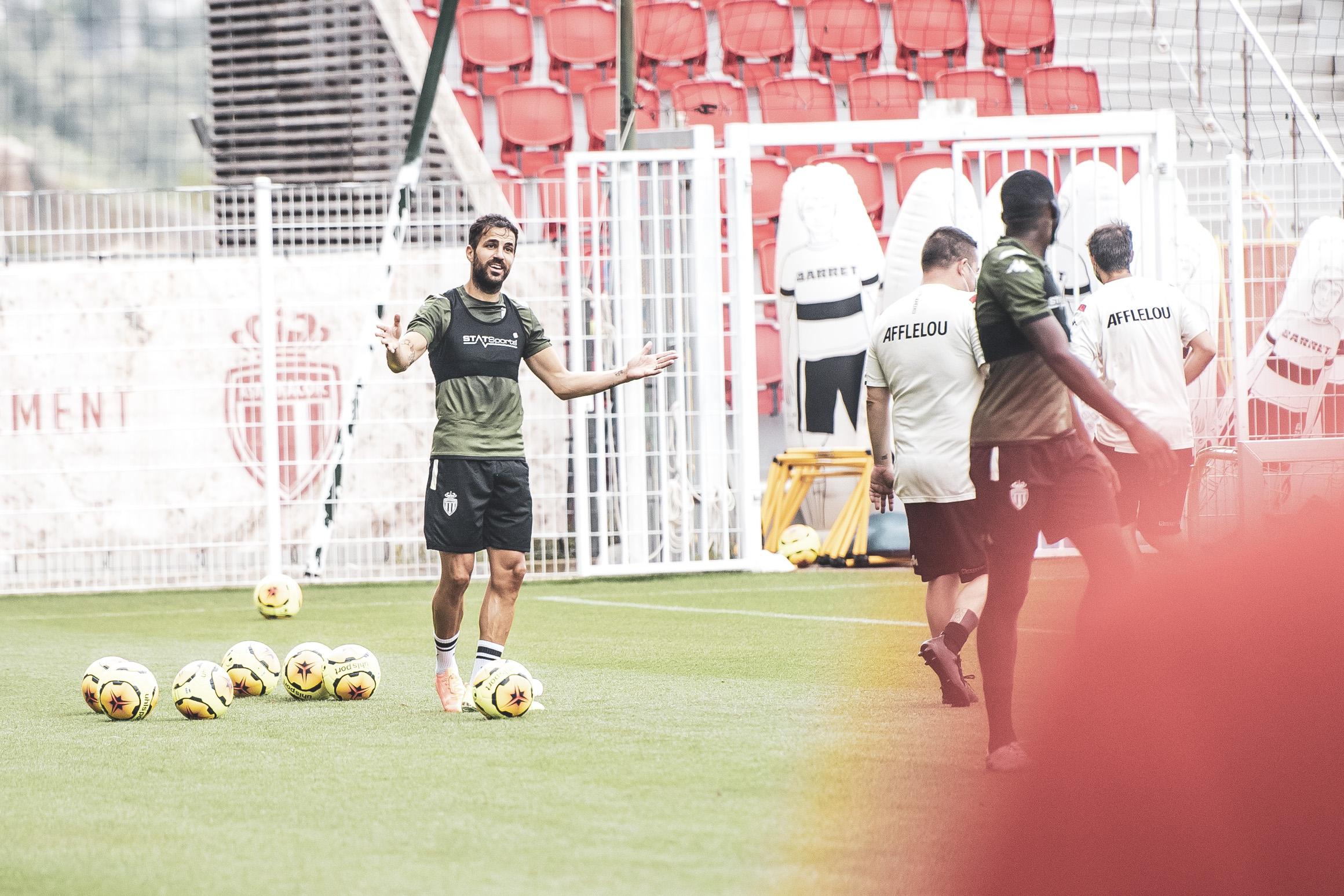 موناكو يعود للتدريبات أكثر قوة وحماس استعداد للدوري الفرنسي (10)