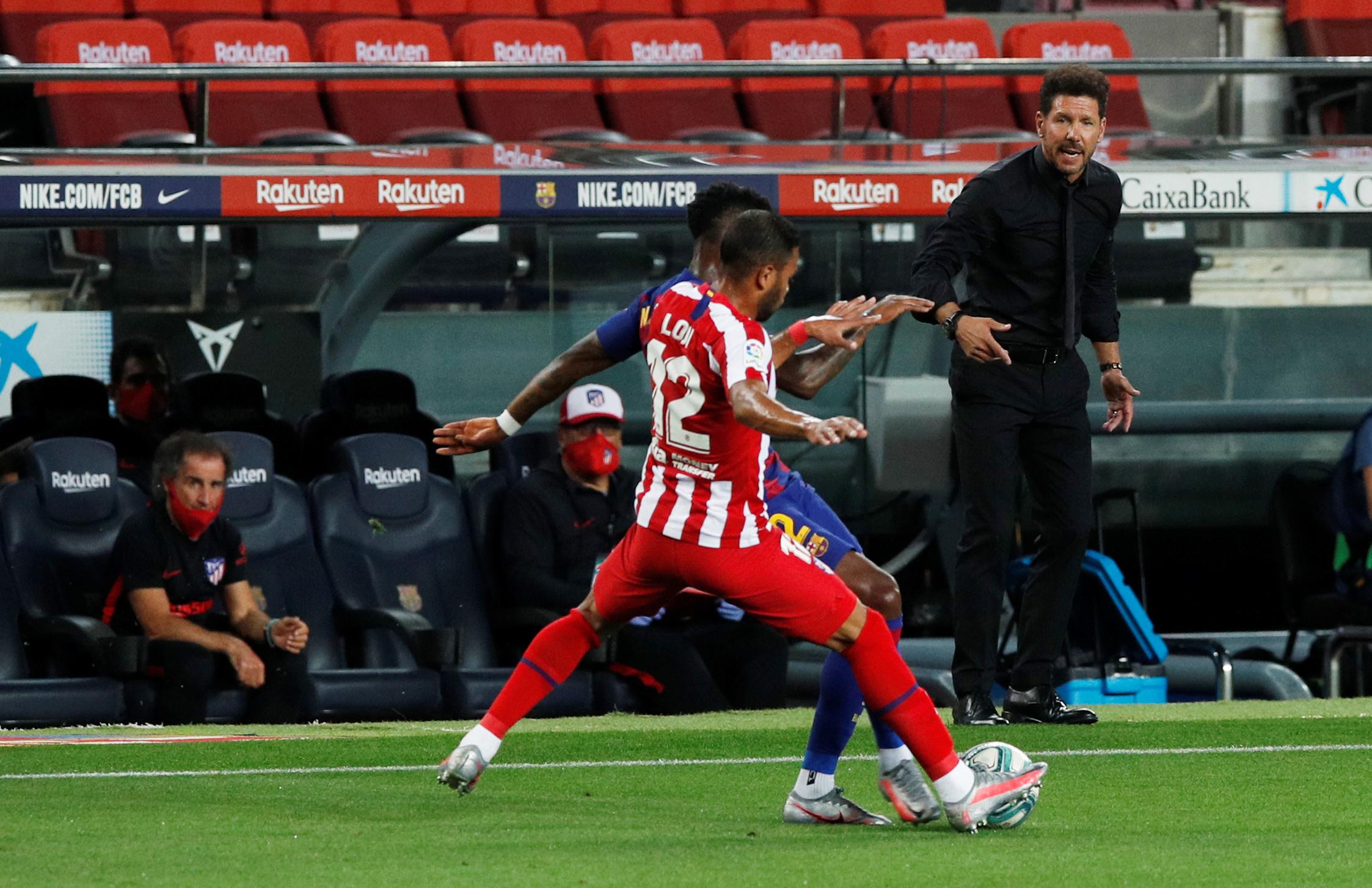 برشلونة ضد أتلتيكو مدريد (7)