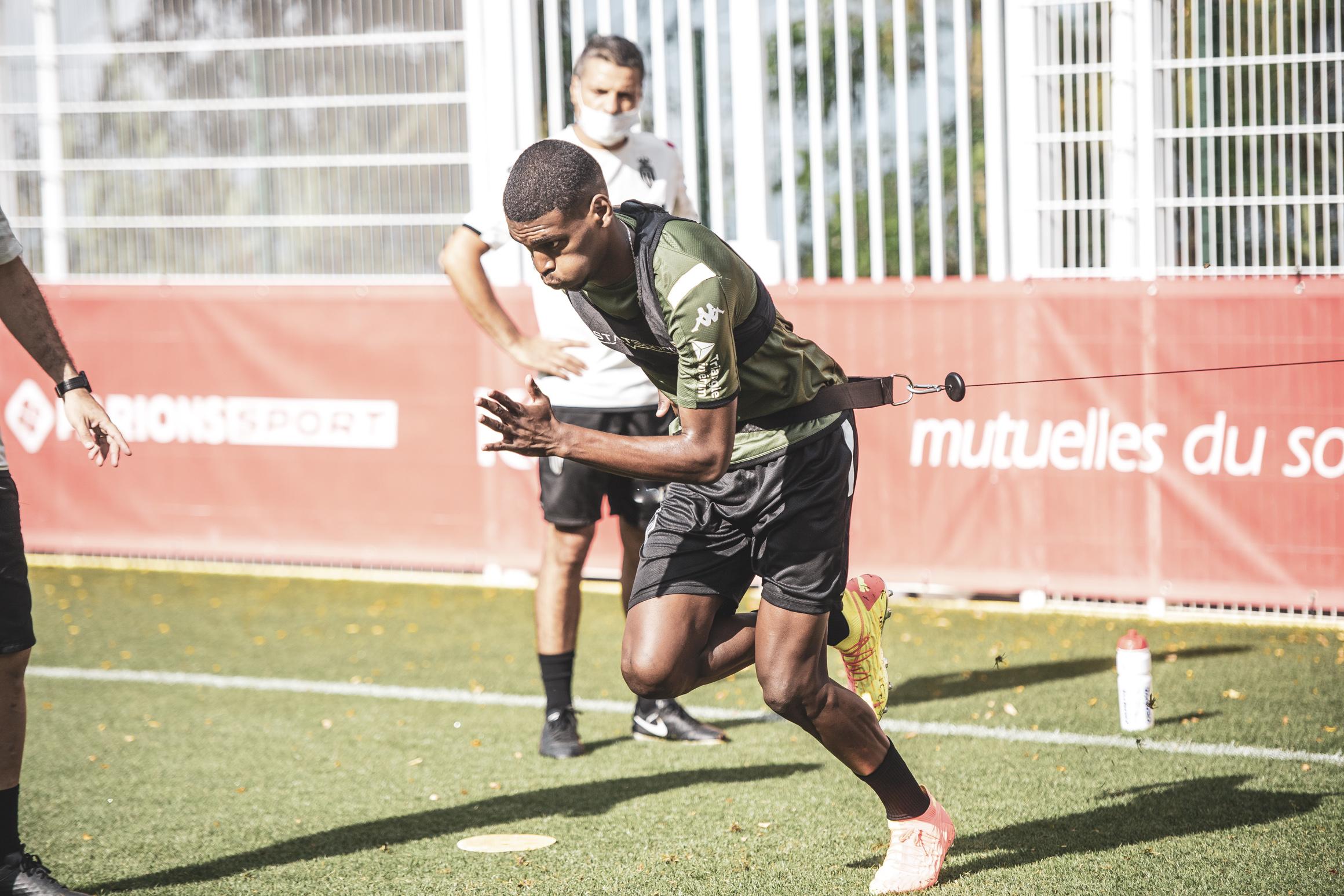 موناكو يعود للتدريبات أكثر قوة وحماس استعداد للدوري الفرنسي (4)