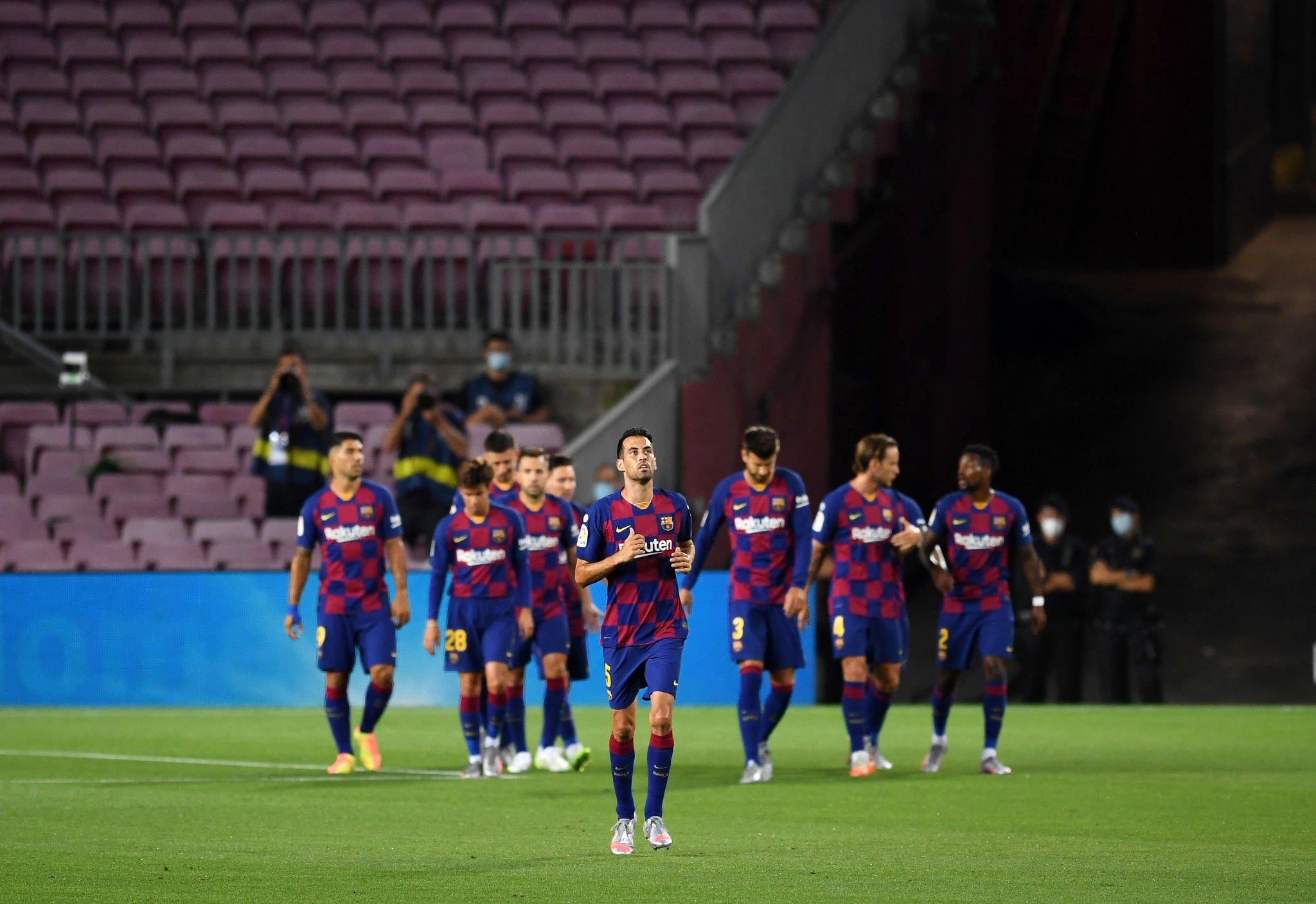 برشلونة ضد أتلتيكو مدريد (10)