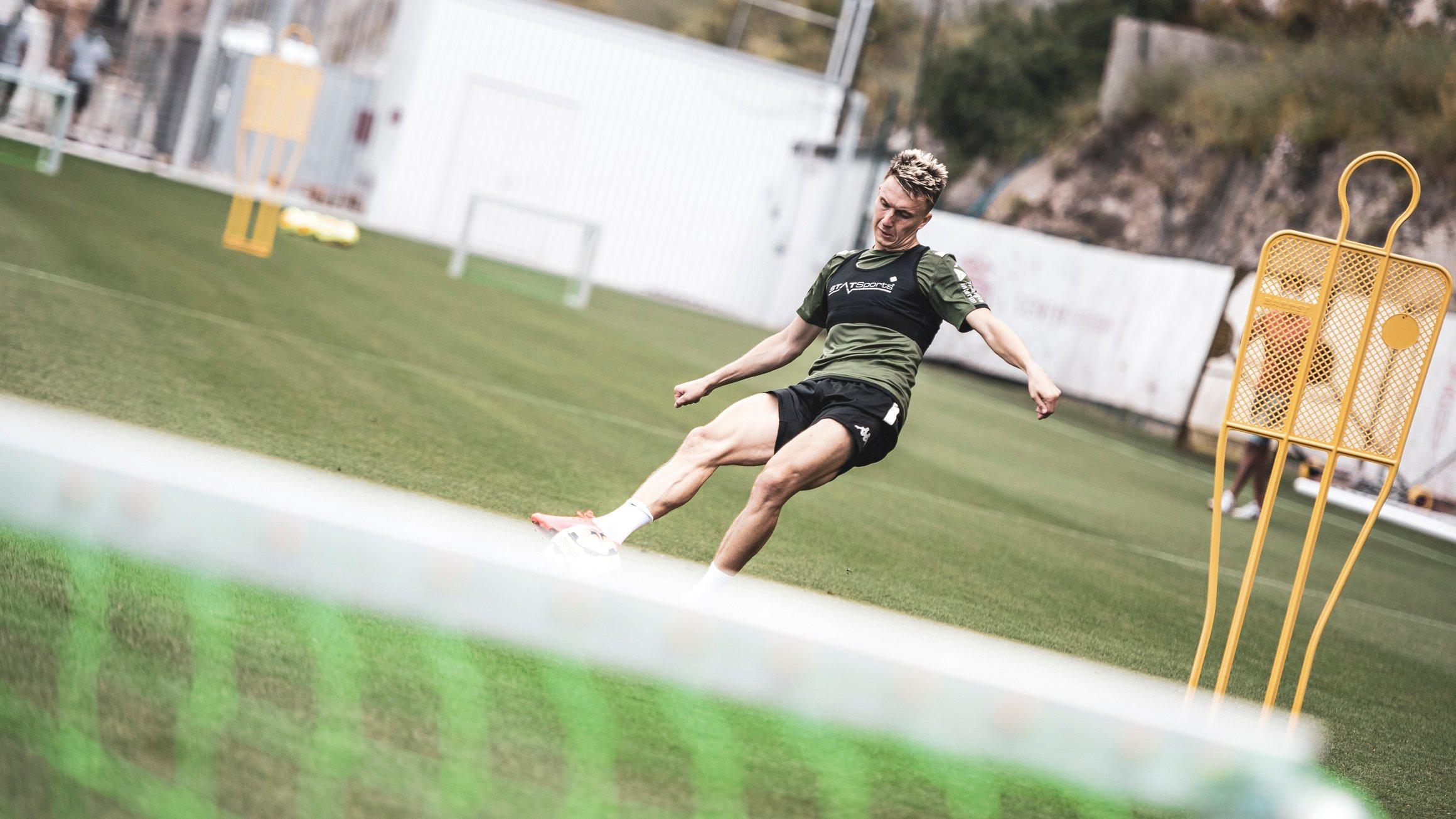 موناكو يعود للتدريبات أكثر قوة وحماس استعداد للدوري الفرنسي (6)