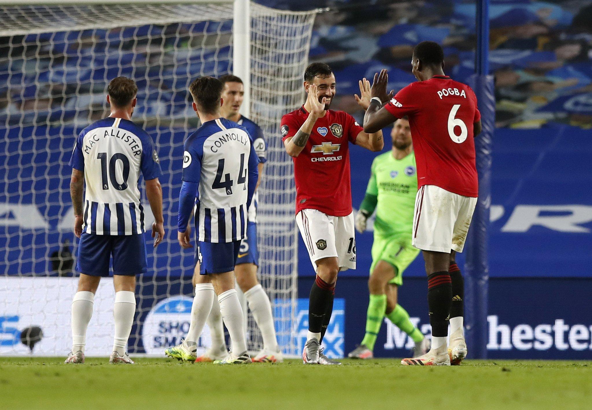 برايتون ضد مان يونايتد (13)