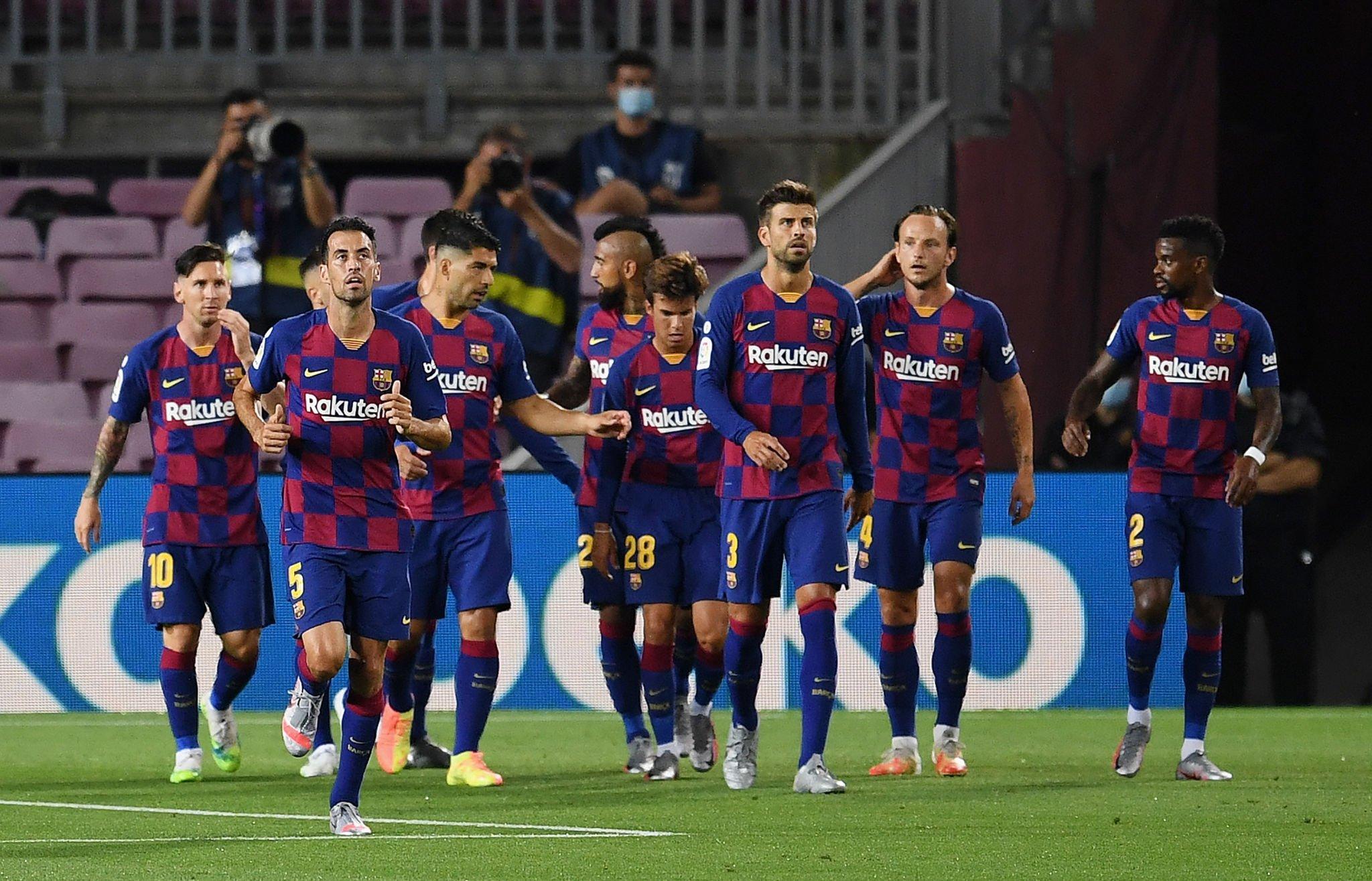 برشلونة ضد أتلتيكو مدريد (11)