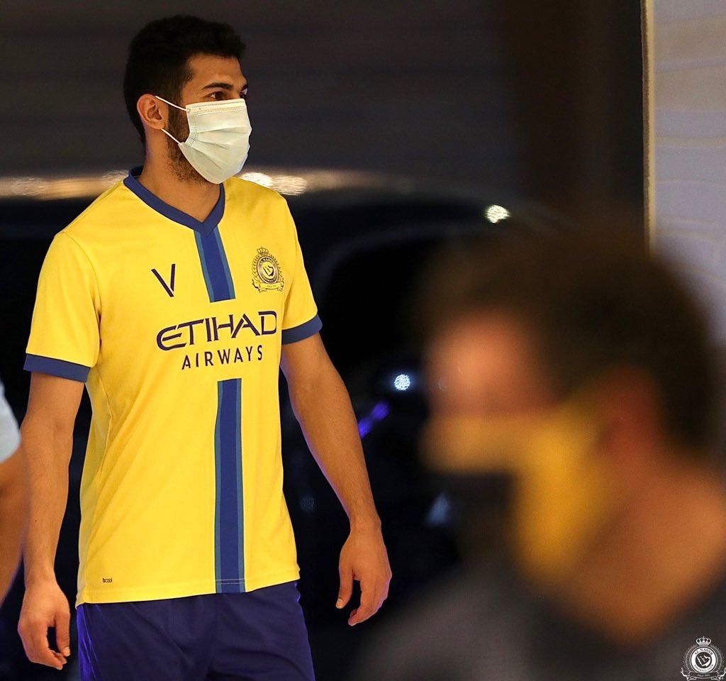 كواليس تدريبات النصر السعودي استعداد لعودة الدوري (11)