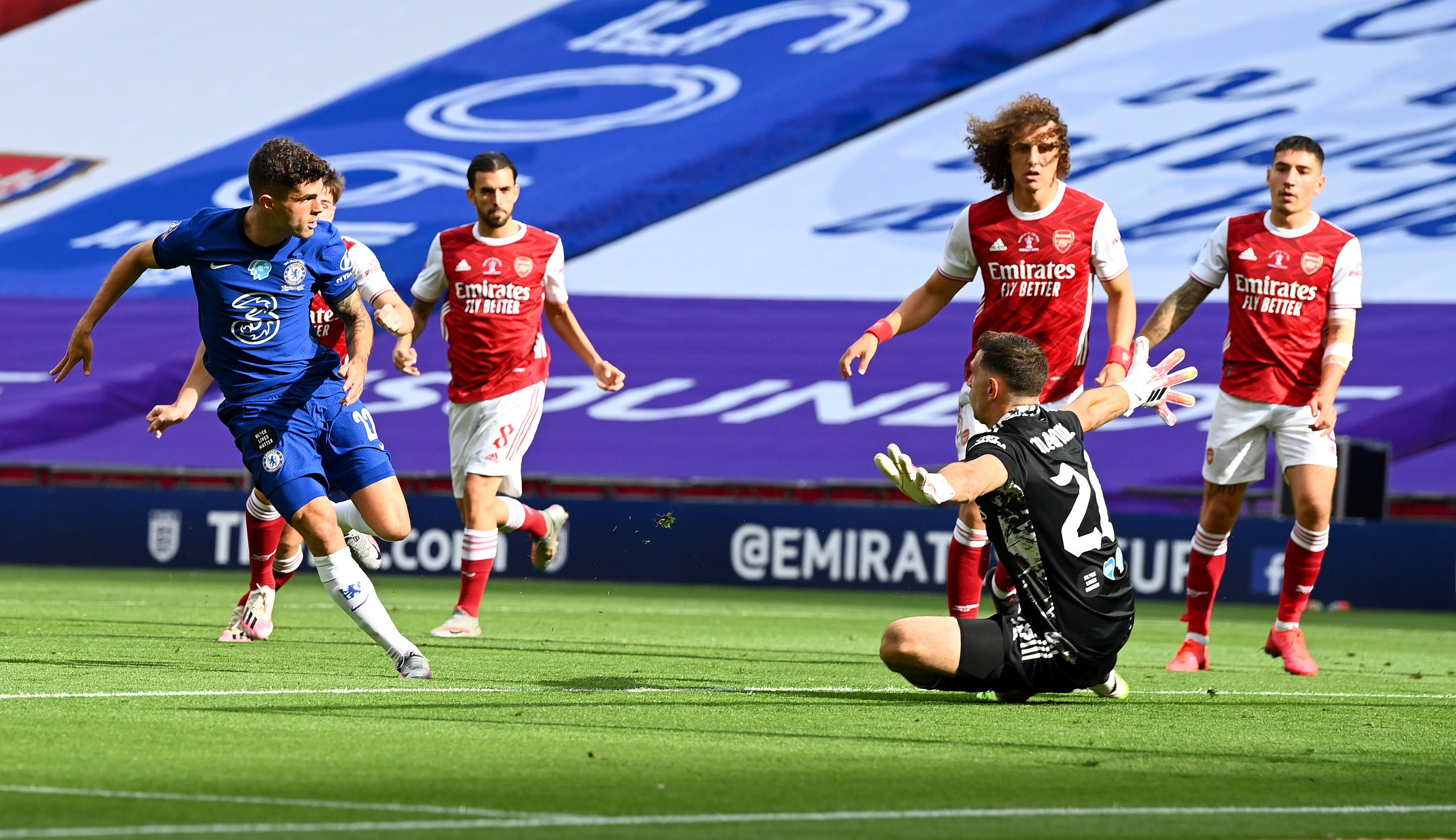 آرسنال ضد تشيلسي (8)