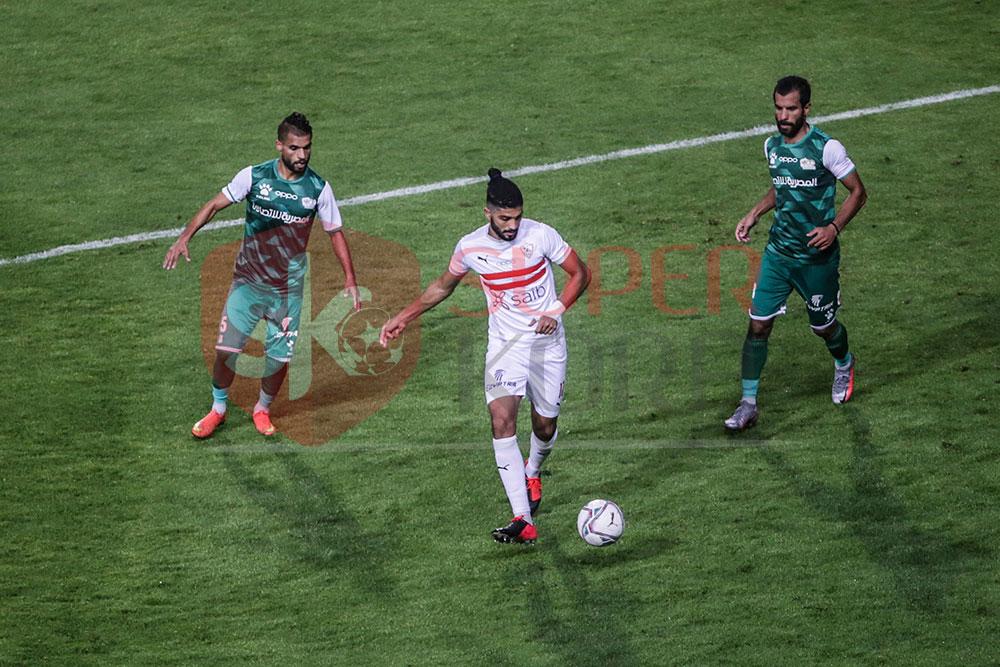 الزمالك ضد المصري (2)