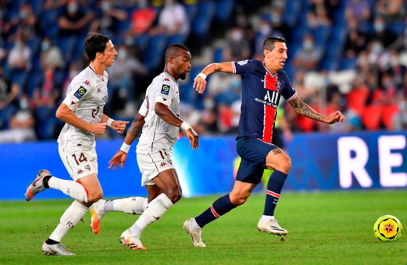 باريس سان جيرمان ضد ميتز (1)