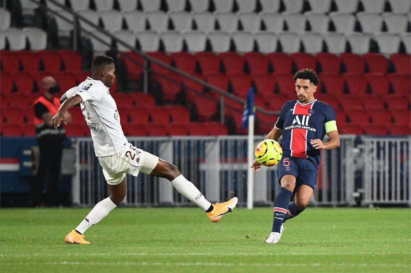باريس سان جيرمان ضد ميتز (2)