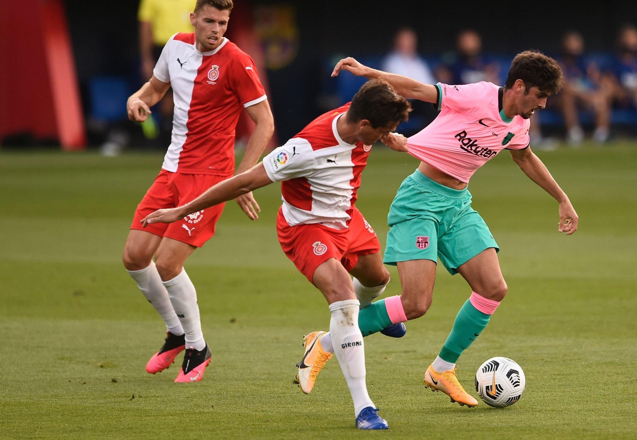 برشلونة ضد جيرونا (2)