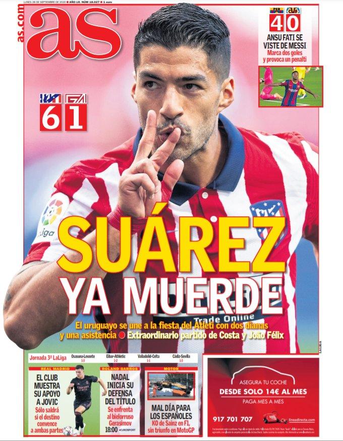 صحف اسبانيا (3)