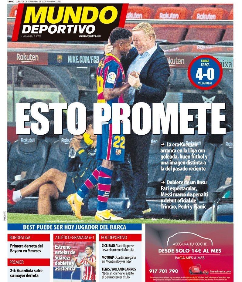 صحف اسبانيا (2)
