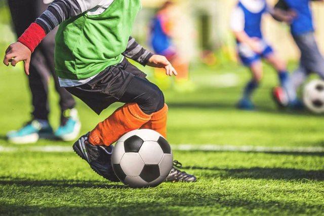 كرة قدم أرشيفية