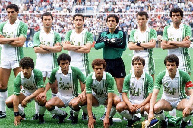 في مثل هذا اليوم الجزائر تفوز على ألمانيا بكأس العالم 1982 - سوبر كورة