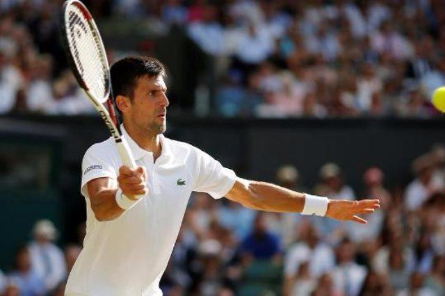 نوفاك ديوكوفيتش بطل التنس العالمي