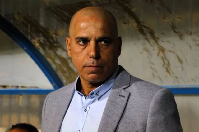 خالد القماش , المدير الفني السابق للنادي الإسماعيلي