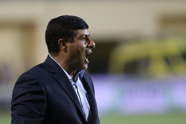 طارق العشري المدير الفني لفريق المصري البورسعيدي