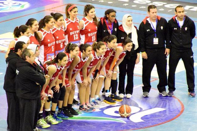 منتخب سيدات السلة - أرشيف