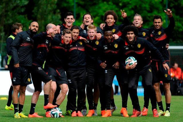 رسميا بلجيكا أول منتخب أوروبي يتأهل لكأس العالم 2018 سوبر كورة