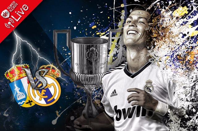 بث مباشر مشاهدة مباراة ريال مدريد وفوينلابرادا في كأس أسبانيا