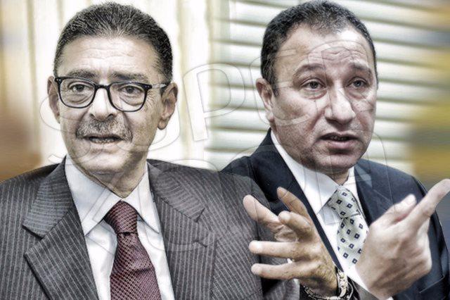محمود طاهر والخطيب