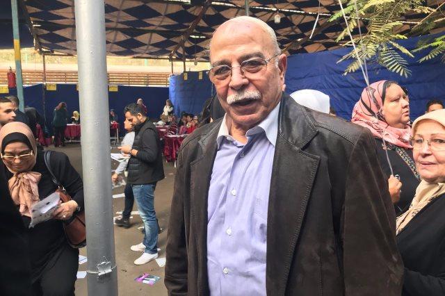 كمال درويش رئيس مجلس ادارة الزمالك الاسبق