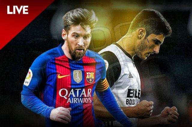 بث مباشر مباراة برشلونة اليوم