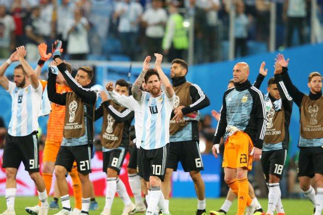 منتخب الأرجنتين