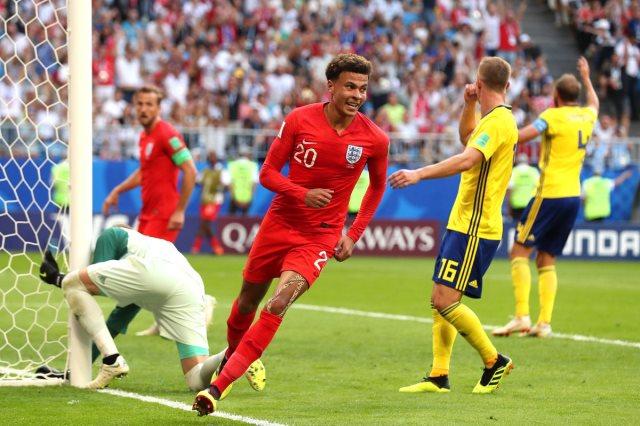 إنجلترا المونديال إنجلترا تتأهل لقبل