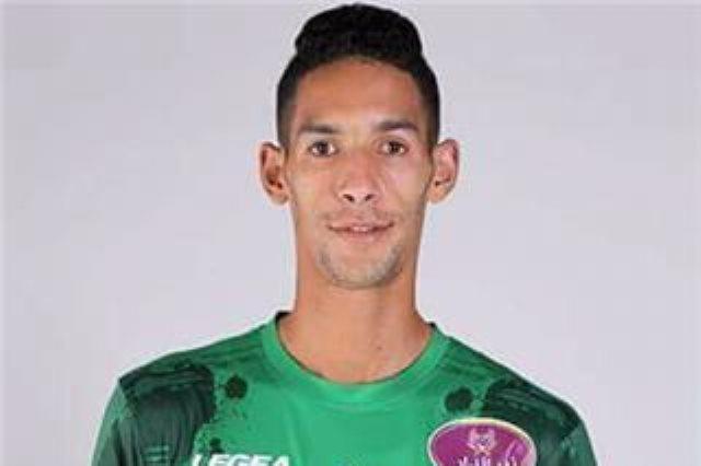 بدر بانون مدافع فريق الرجاء المغربي