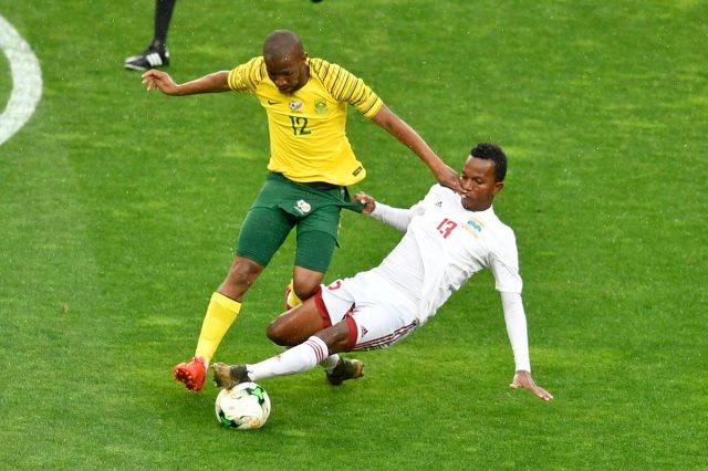 جنوب أفريقيا تفوز على سيشيل