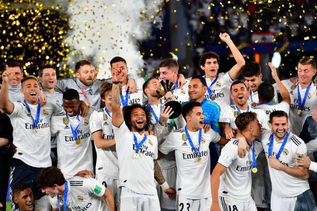 ريال مدريد حامل لقب مونديال الأندية