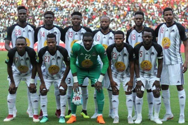 مجموعة الزمالك في دوري ابطال افريقيا 2020