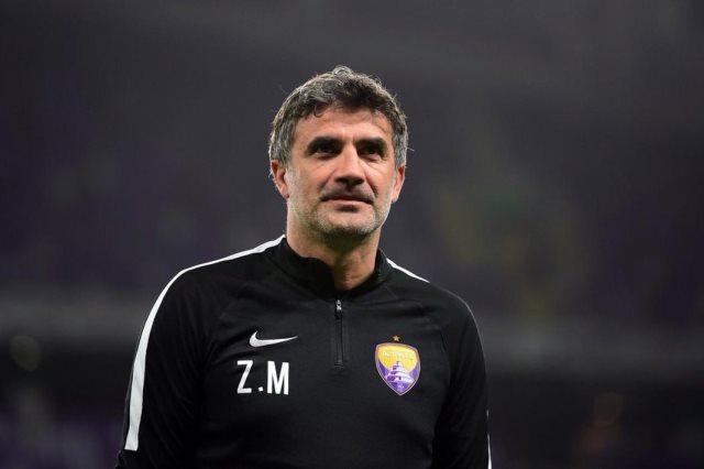 الصربي زوران مانولوفيتش، مدرب الوداد الرياضي المغربي لكرة القدم،