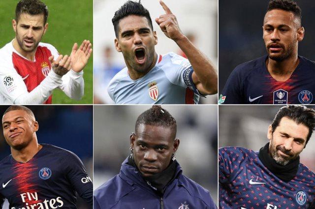 اغني 20 لاعب في فرنسا