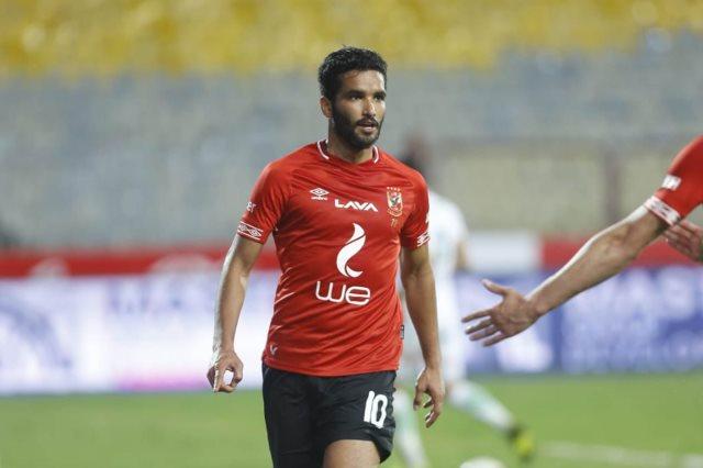 أقل 10 لاعبين مشاركة مع الأهلي في الدوري.. صالح جمعة يتصدر والعفيجي ينضم