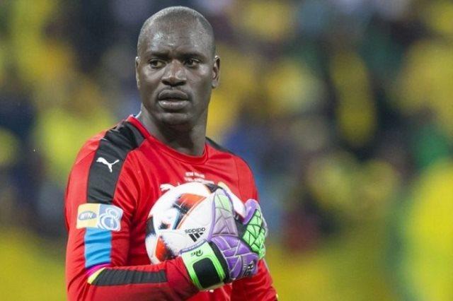 حارس مرمى منتخب أوغندا