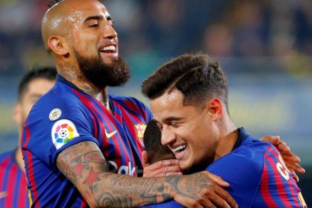 مشاهدة مباراة برشلونة وهويسكا اليوم 13-4-2019 بث مباشر في الدورى الإسبانى أون لاين
